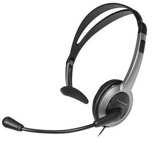 Офисная гарнитура Panasonic RP-TCA430E-S