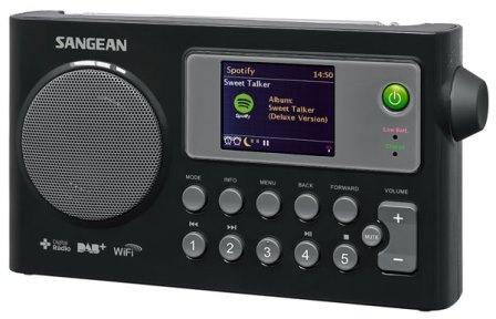 Фото интернет-радиоприемника Sangean WFR-27C