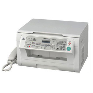 МФУ Лазерное Panasonic KX-MB2020RU white