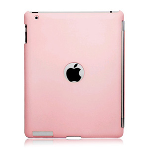 чехол iCover iPad 2 Rubber IA2-RF-BP pink