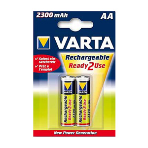 аккумулятор Varta 2300 mAh R6/AA Ready2Use