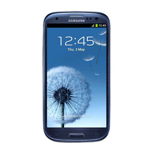 смартфон Samsung GT-i9300 Galaxy S III 16Gb metal blue