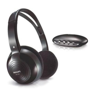 наушники Philips SHC1300 black