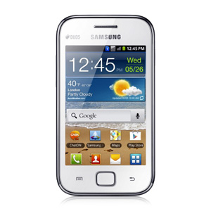 смартфон Samsung GT-S6802 ( Galaxy Ace Duos) chic white