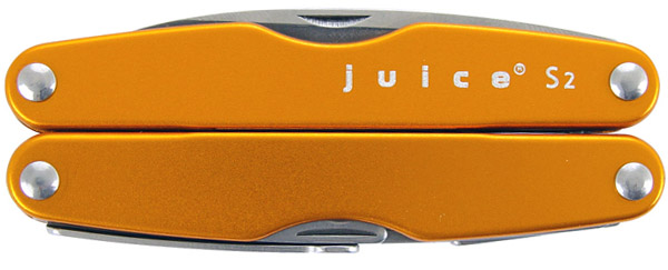 мультитул Leatherman Juice S2 orange