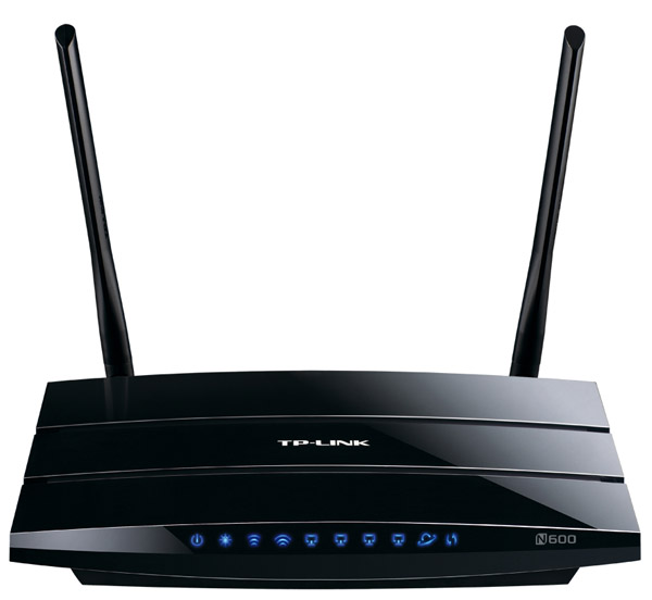 Wi-Fi маршрутизатор TP-LINK TL-WDR3600