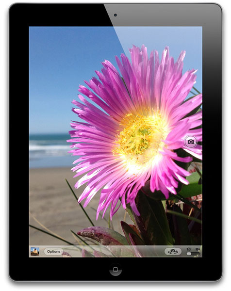 планшетный ПК Apple iPad 4 16Gb Wi-Fi + Cellular black