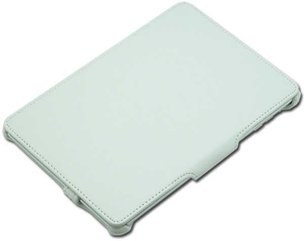 чехол iBox Premium iPad Mini Leather Case white
