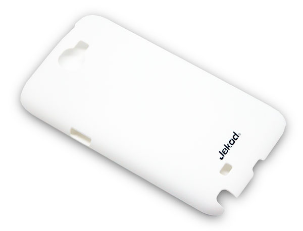 чехол Jekod Samsung N7100 Galaxy Note 2 Super cool case white