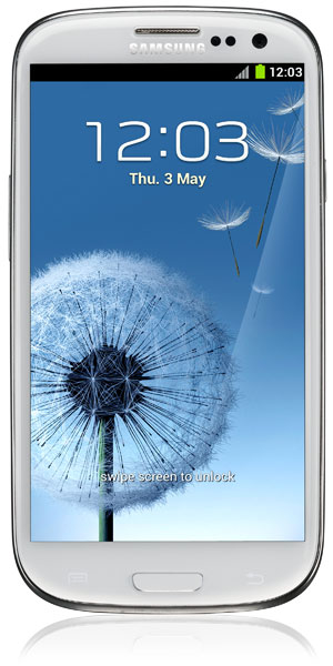 смартфон Samsung GT-i9300 Galaxy S III 16Gb ceramic white