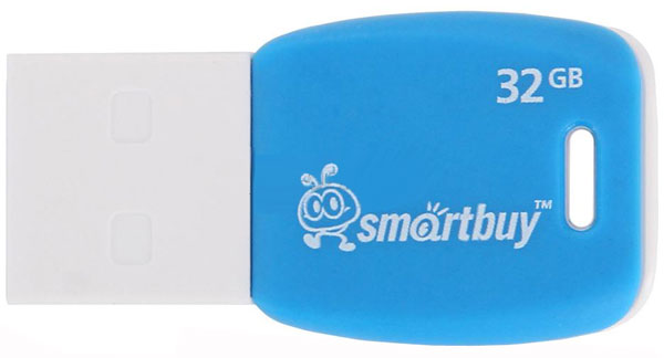 флешка USB SmartBuy Cobra 32Gb blue