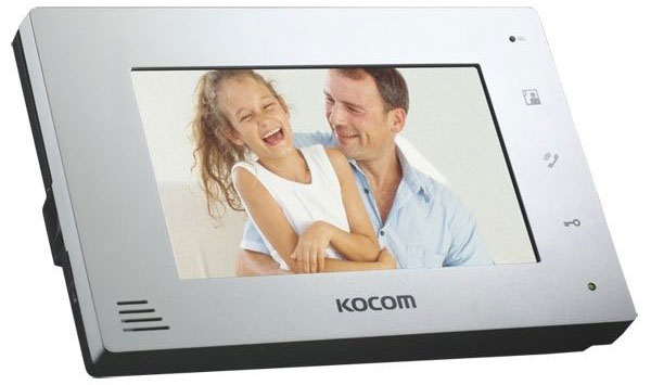 домофон Kocom KCV-A374 Digital white