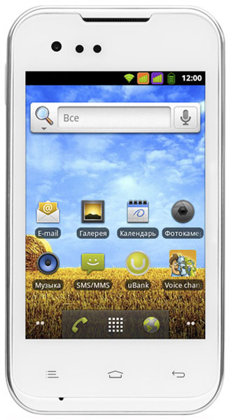 смартфон Fly IQ237 white