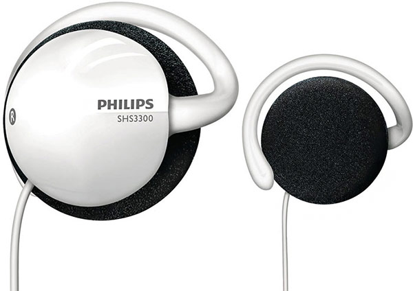 наушники Philips SHS3300 white
