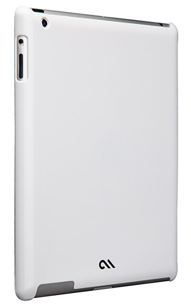 накладка Case-Mate Barely There CM020459 iPad new white