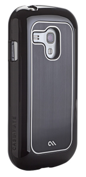 накладка Case-Mate Barely There CM024951 Samsung Galaxy S3 mini black
