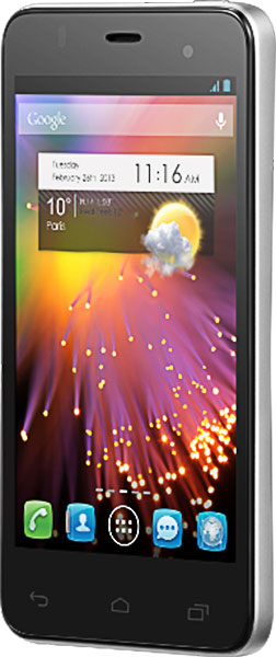 смартфон Alcatel One Touch Star Dual Sim 6010D silver