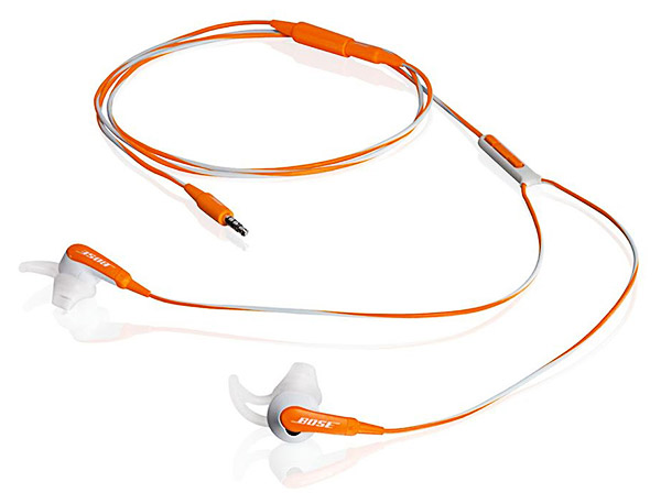 наушники Bose SIE2i orange