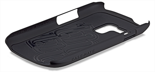 накладка Case-Mate Barely There CM024953 Samsung Galaxy S3 mini black