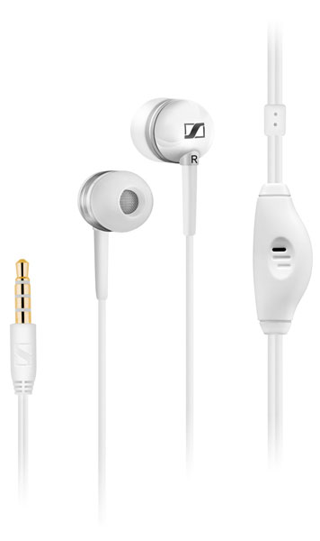 гарнитура стерео Sennheiser MM 50i white