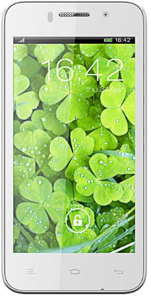смартфон Fly IQ446 white