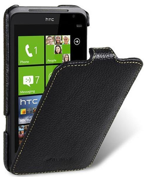 чехол Melkco HTC Sensation XL Jacka Type black LC