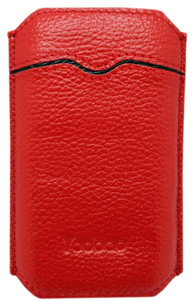 футляр Yoobao iPhone 4/4S Lively Case red