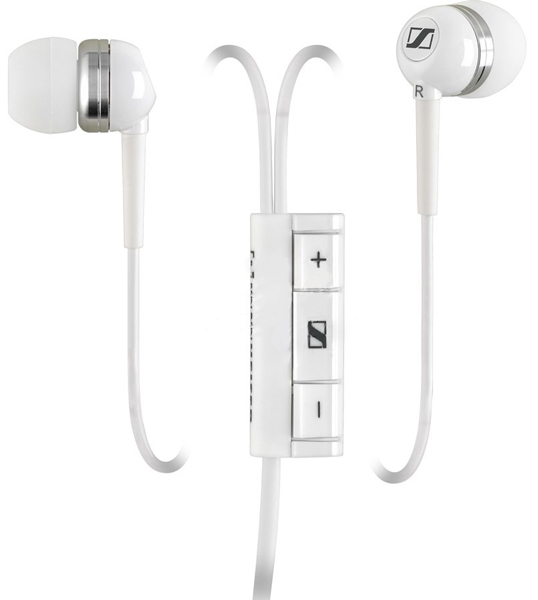 гарнитура стерео Sennheiser MM 70i white