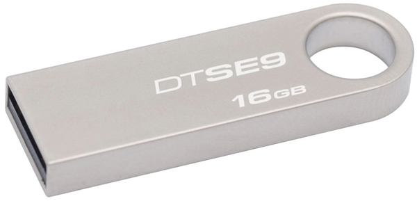 флешка USB Kingston DTSE9 16Gb
