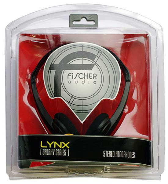наушники Fischer Audio Lynx