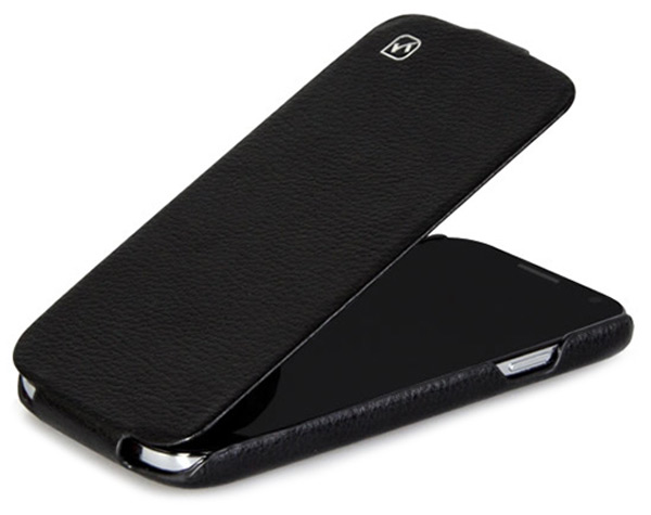 чехол Hoco Samsung Galaxy S4 i9500 Duke Leather Case black