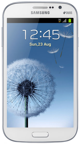 смартфон Samsung GT-i9082 Galaxy Grand elegant white