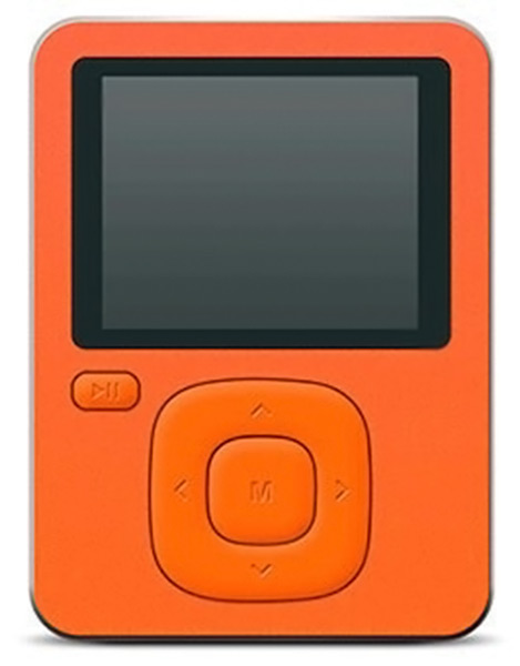 MP3 - плеер Explay C44 4Gb orange