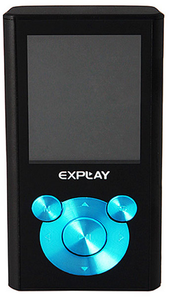 MP3 - плеер Explay C46 4Gb black/blue