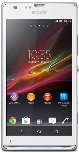 смартфон Sony C5303 Xperia SP white