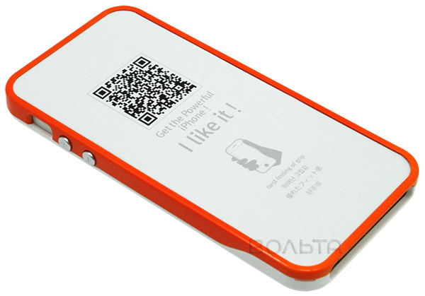 накладка Ppyple Active Case IPhone 5/5S orange