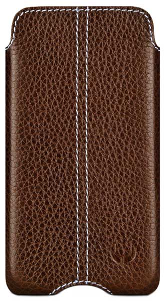 чехол Beyzacases Zero Series Leather Case iPhone 4 flo brown