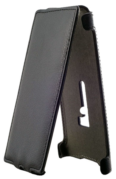 чехол iBox Premium Nokia Lumia 920 Leather Case black
