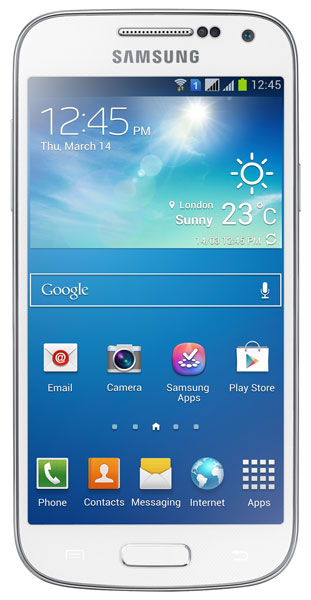 смартфон Samsung GT-i9192 Galaxy S4 mini Duos white