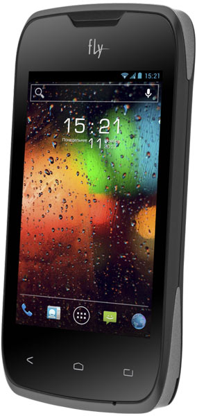 смартфон Fly IQ431 black