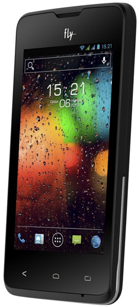 смартфон Fly IQ449 black
