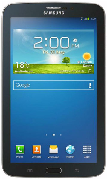 планшетный ПК Samsung SM-T211 (Galaxy Tab 3 7.0 SM-T2110 8Gb) black