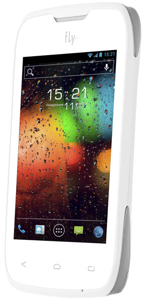 смартфон Fly IQ431 white