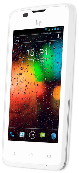 смартфон Fly IQ449 white