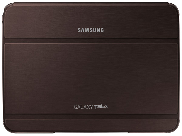 чехол Samsung BookCover P5200 brown