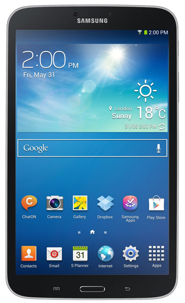 планшетный ПК Samsung SM-T310 (Galaxy Tab 3 8.0 SM-T3100 16Gb) black