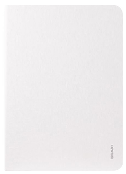 чехол Ozaki OC109 Adjustable multi-angle slim iPad Air white