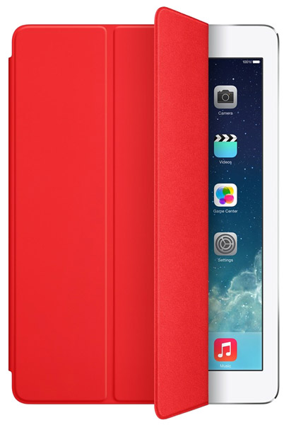 сумка Apple iPad Air Smart Cover MF058ZM/A red