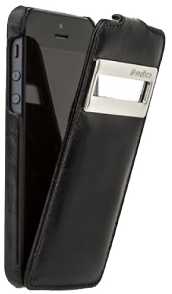чехол Melkco iPhone 5 Jacka ID Type vintage black