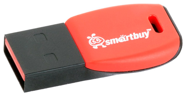 флешка USB SmartBuy Cobra 16Gb red